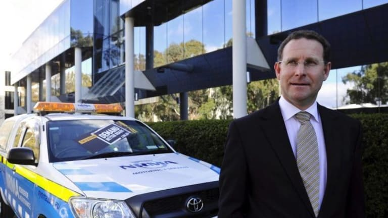 """Meaningless figure"": Andrew McKellar of the Australian Automobile Association."
