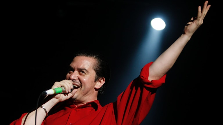 A new album from Mike Patton's Faith No More? Ta-daaa!
