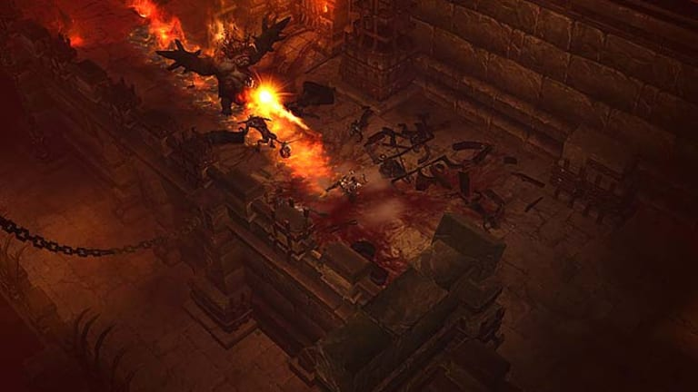 A screenshot of <em>Diablo III</em>.