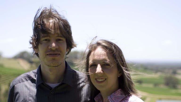 Sydney-based Remember The Milk founders Omar Kilani and Emily Boyd.