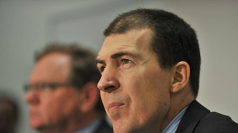 Jim Stynes is tipped to step down from his role at Melbourne.