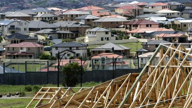 Building huge houses is environmentally irresponsible.