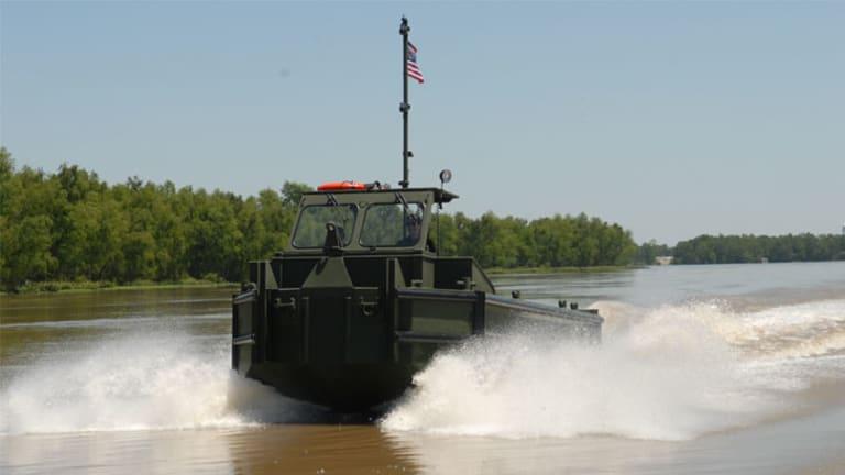 The Birdon Group boat design