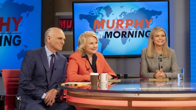 Murphy Brown: humour and poignancy.
