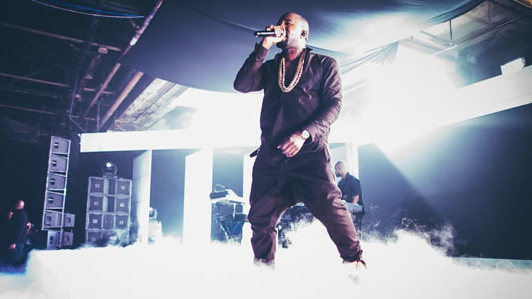 Kanye West's <i>Yeezus</i> tour put off from May until September.