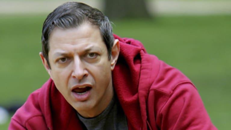 Alive and kicking .... Jeff Goldblum.