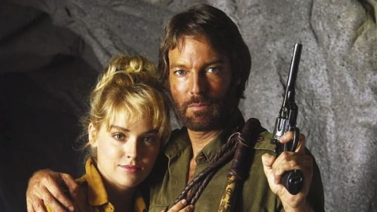 Richard Chamberlain and Sharon Stone are featured in Electric Boogaloo: The Wild, Untold Story of Cannon Films.