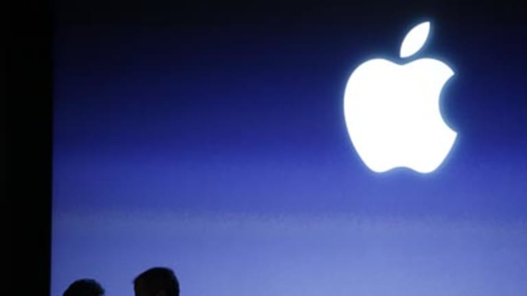 An Apple manager has been charged with leaking corporate secrets.