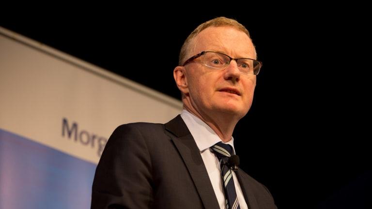 Reserve Bank of Australia Governor Philip Lowe's has bemoaned sluggish wage growth.