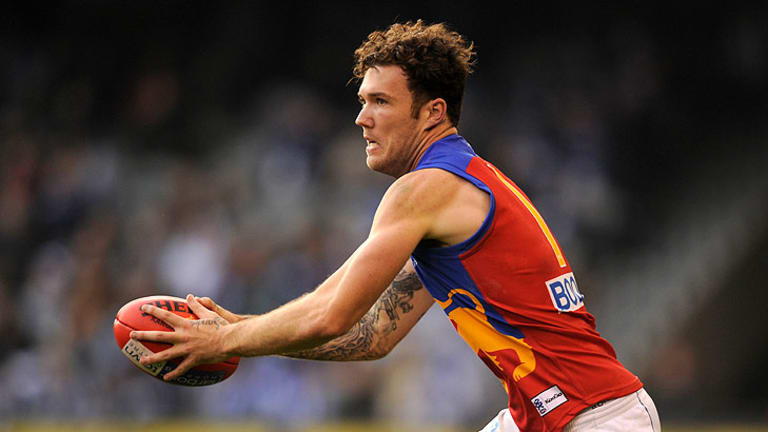 Mitch Clark wants to leave the Brisbane Lions and return home to Perth.