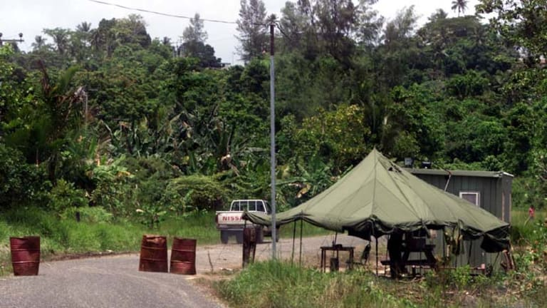 Journalists and lawyers need access to Manus Island.
