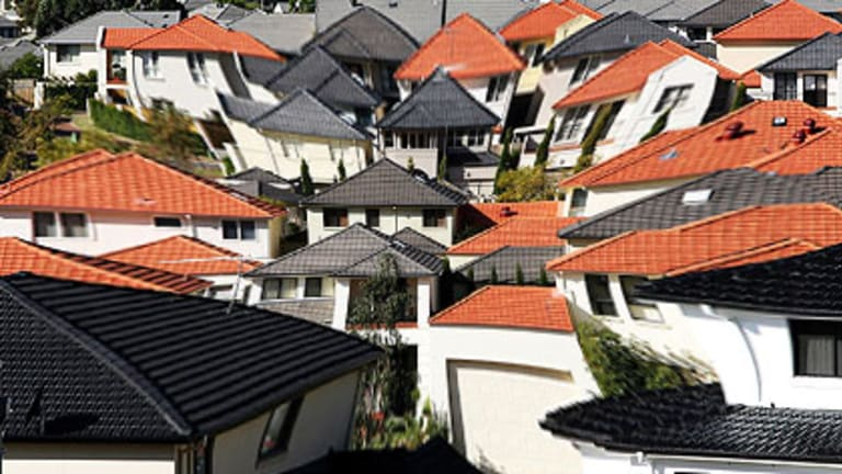 Sydney housing ... It will be a pinch in future.