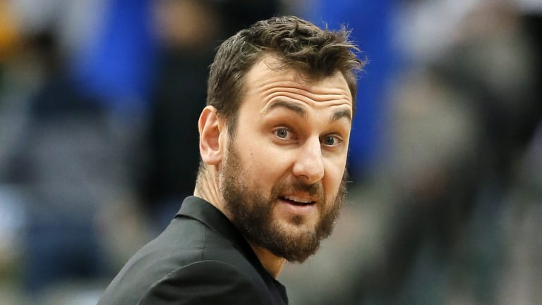 Andrew Bogut has taken his former Australian manager and business partner to court.