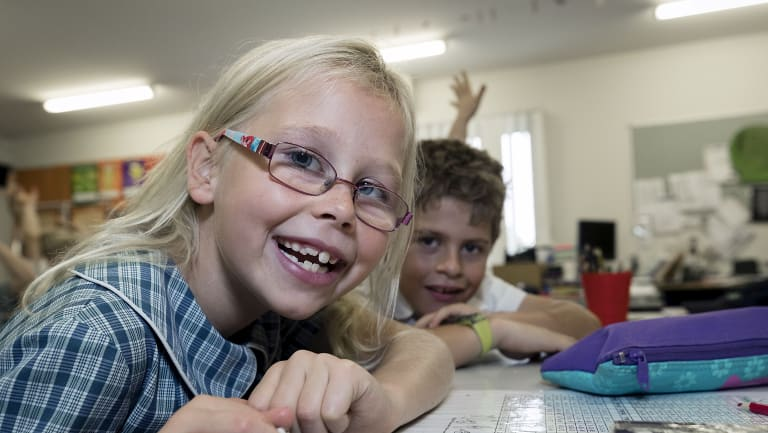 Christadelphian Heritage College is one of few schools in Sydney to achieve significant gains in both literacy and numeracy in the NAPLAN tests.