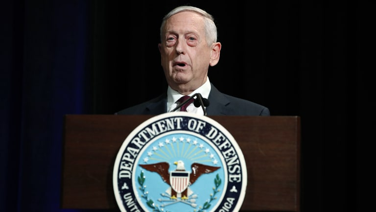 US Defence Secretary James Mattis says it is possible to balance the alliance with Turkey while still supporting the Kurds.