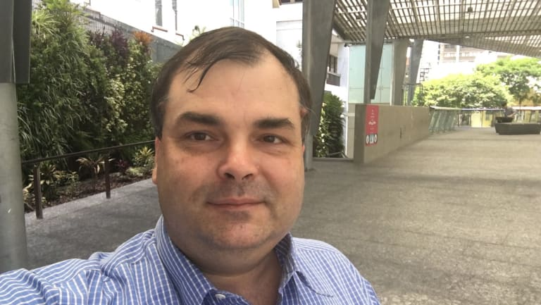 Rail advocate Paul Pluta has been charged by the Crime and Corruption Commission.