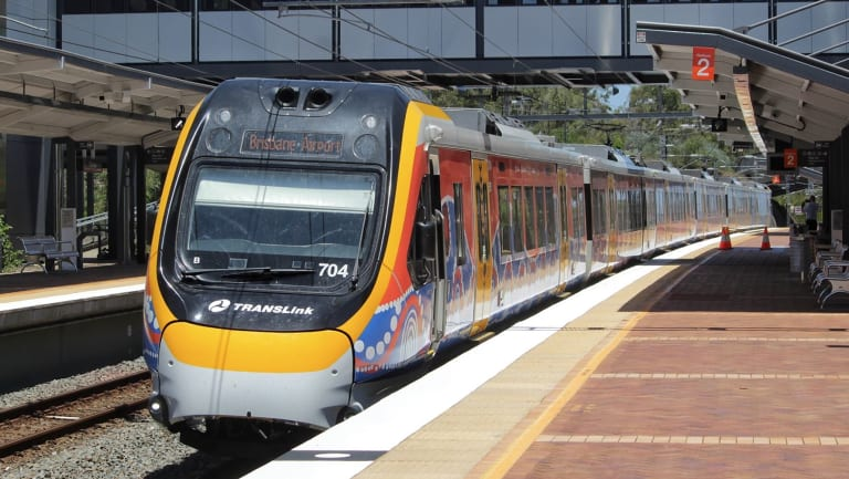 The Human Rights Commission preliminary ruling means the Queensland government is now discriminating against people with disabilities with its new trains.