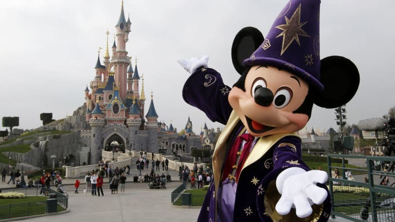 A family trip to Disneyland was claimed on a company credit card.