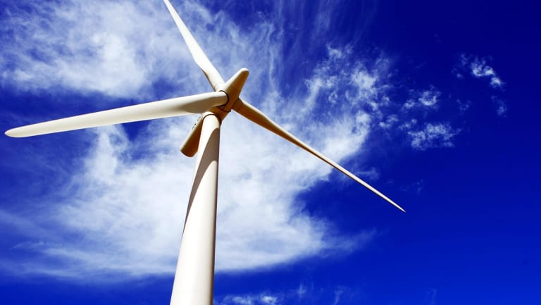 Wind farm generation costs are continuing to slide.