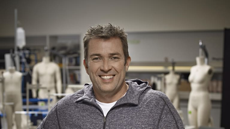 Lululemon Athletica  CEO Laurent Potdevin.