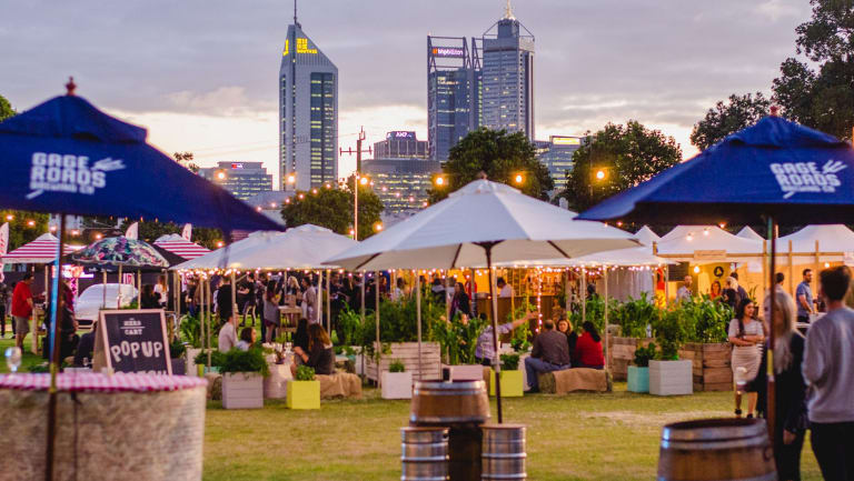 BeauVine Food and Wine Festival was hugely popular last year.