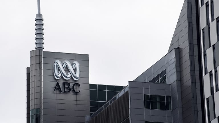 The ABC building in Ultimo, Sydney.