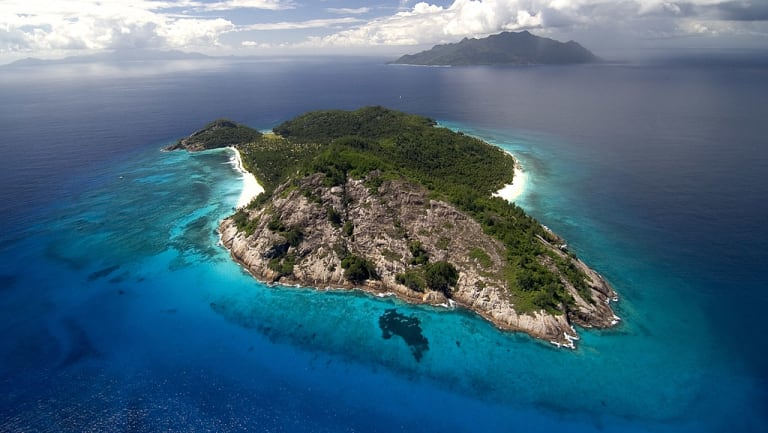 Around $US20 million was provided for the world's first 'blue' bond for conservation in Seychelles.
