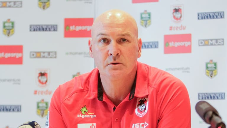 Advice: Paul McGregor is tapping into Ben Hunt's inside information on the Broncos.