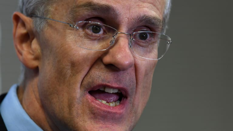 ACCC chairman Rod Sims said major tech companies would only seek to control more and more of our personal data.