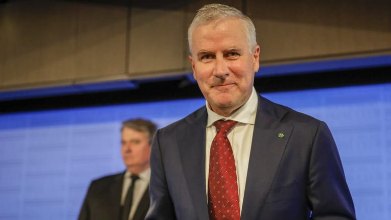 Acting Prime Minister Michael McCormack