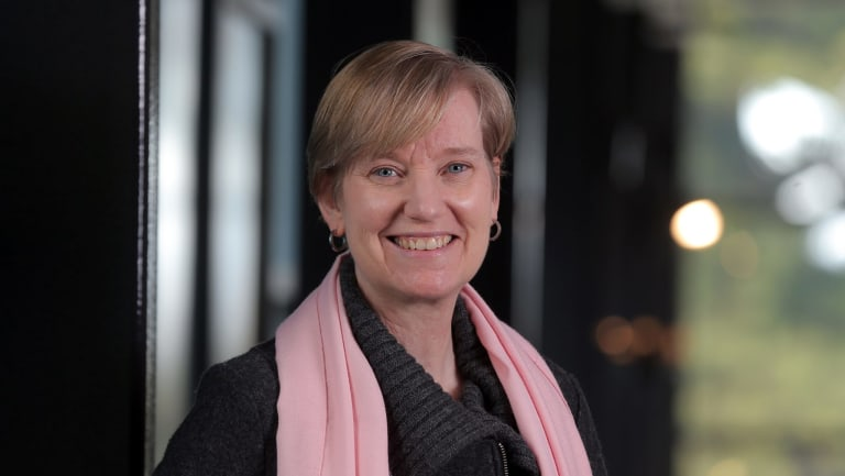 The late Fiona Richardson was Australia's first Family Violence Minister.