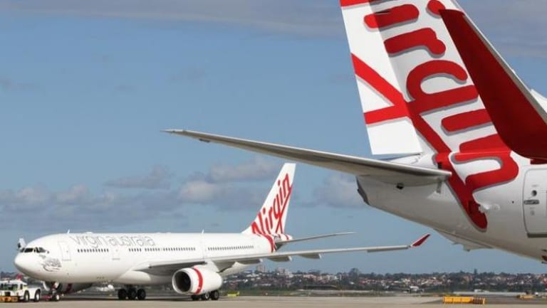 Virgin Australia will trial the use of biofuel over the next two years.