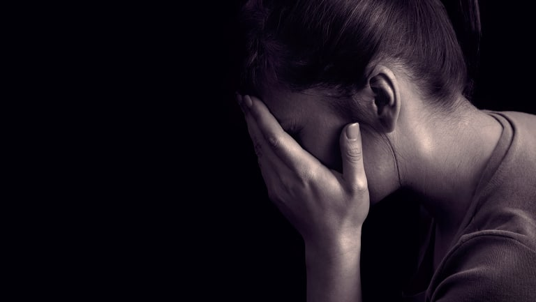 About 1 million Australians suffer from depression.