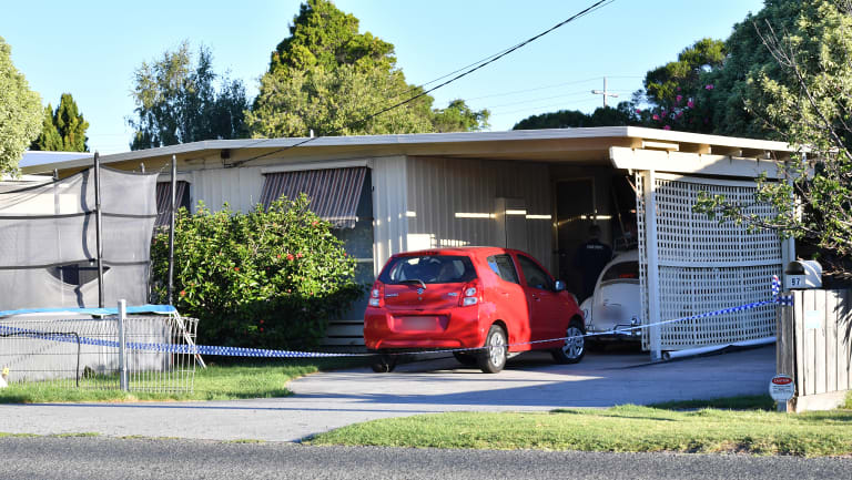 The eight-year-old boy was found dead at the Alma Street home on Thursday afternoon.
