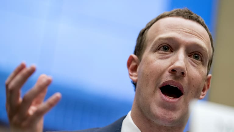 Facebook chief Mark Zuckerberg has donated over $US2b to the charity.