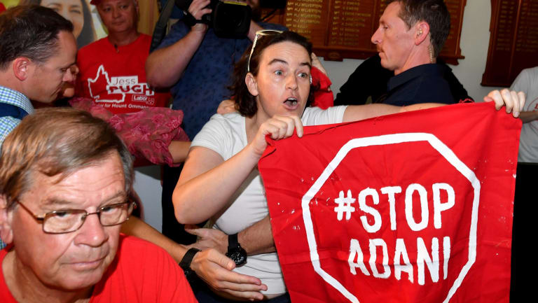 The Adani Carmichael project has encountered strong public opposition.