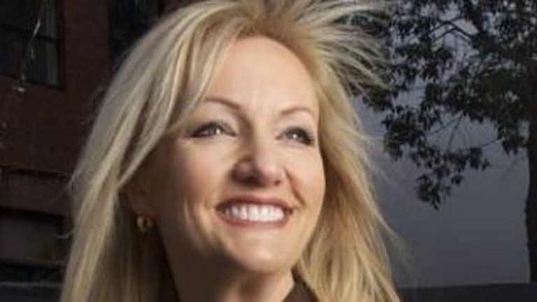 Liberal frontbench MP Heidi Victoria.