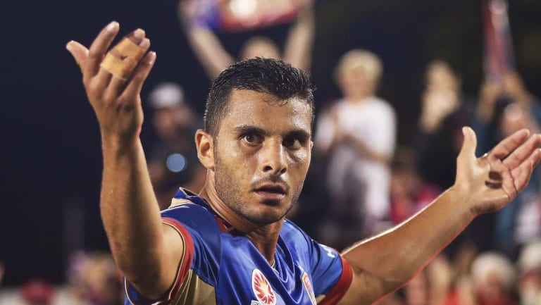 It's believed Nabbout has a release clause of around $500,000.