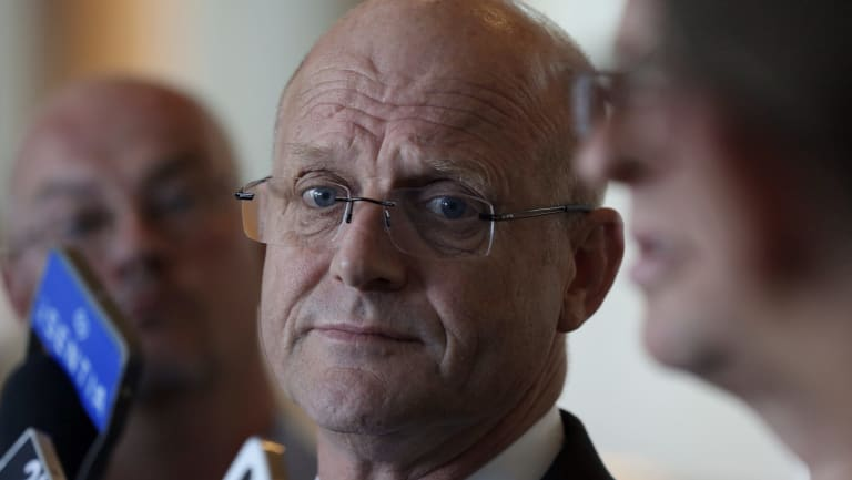 """""""As taxpayers we are at the mercy of an entity with unparalleled power,"""" Senator Leyonhjelm said."""