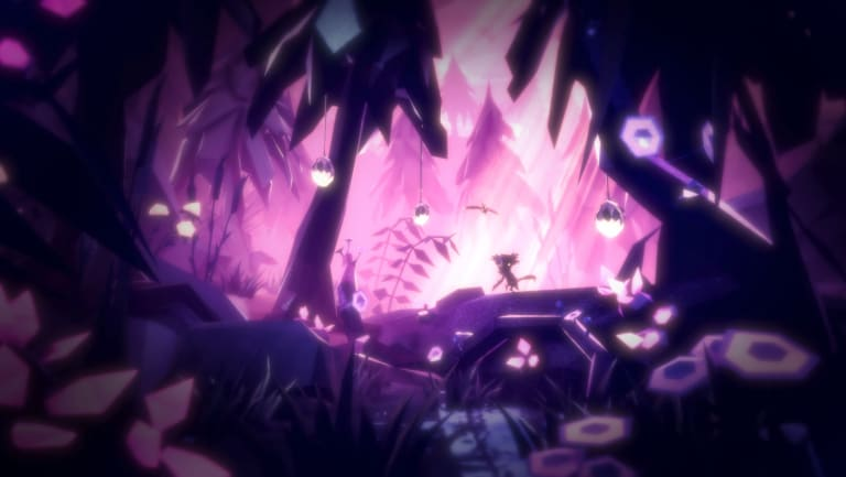 The world of Fe is haunting and beautiful, but there's not much below the surface.