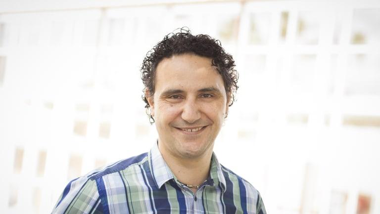 Professor James Arvanitakis
