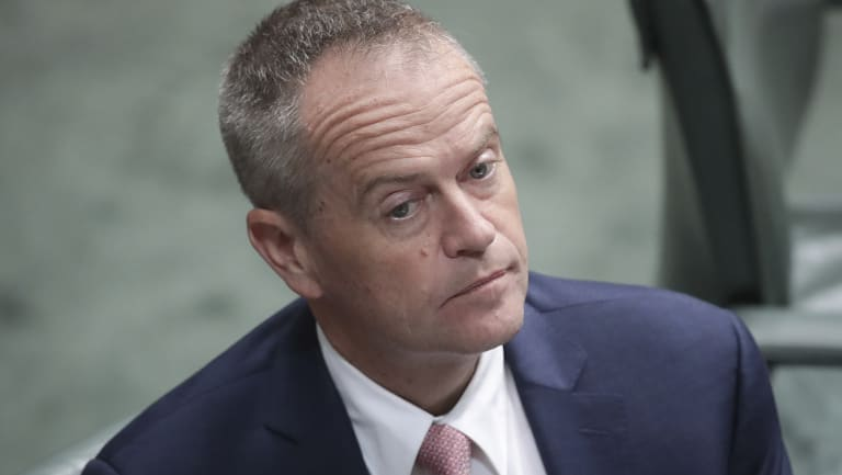 The government is keen to capitalise on the impression that Bill Shorten lacks authenticity.