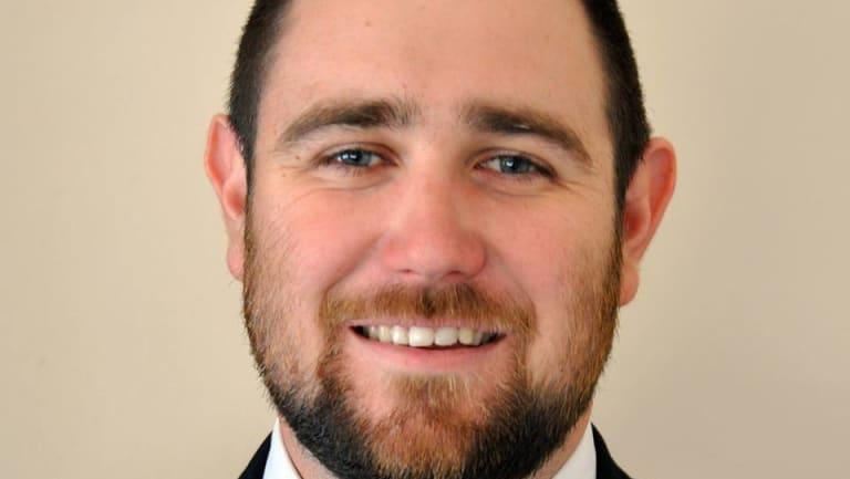 Pastor Logan Robertson from thePillar Baptist Church in Ipswich.