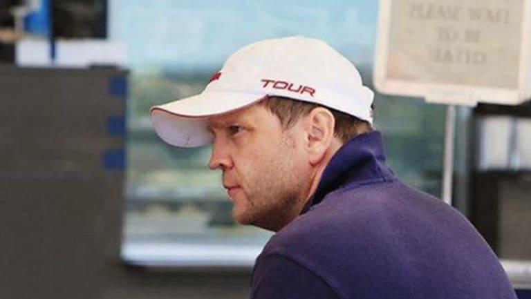 Leviathan Australian gambler Zeljko Ranogajec, also known as John Wilson.