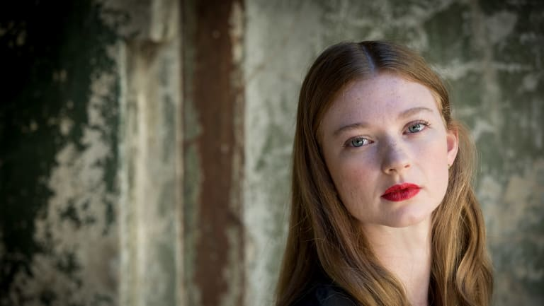 Bri Lee, author of Eggshell Skull, says her nightmares were the hardest to handle.