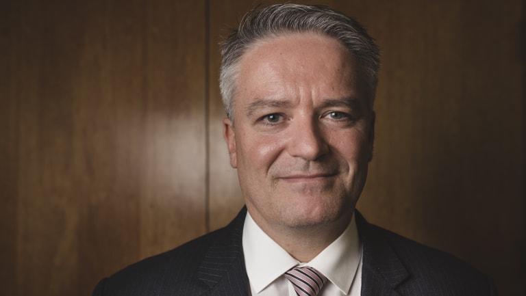 Acting Prime Minister Mathias Cormann.