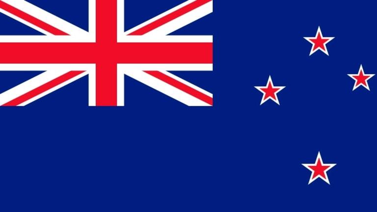 Look familiar? The New Zealand flag