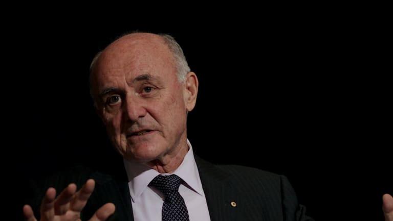 Professor Allan Fels.