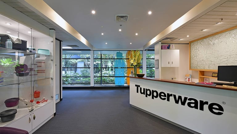 Tupperware is selling its Melbourne headquarters.
