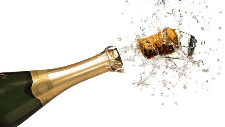 Champagne producers, fiercely protective of their brand, have fought Aldi in court - and lost. Or did they?